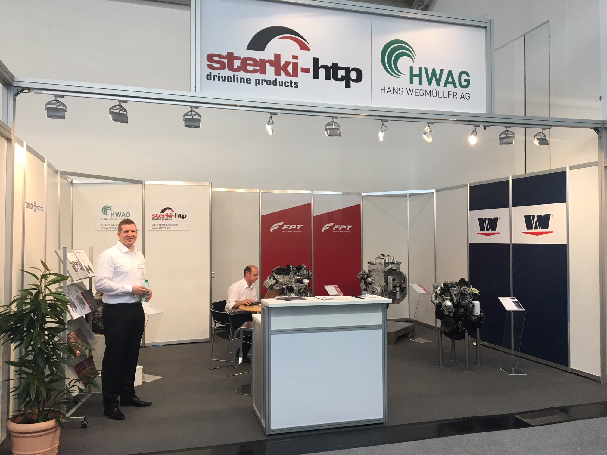 Stand Messe IFAT 2018