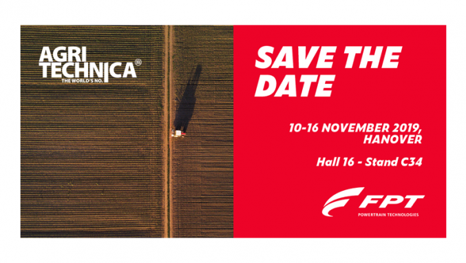 Press releases Agritechnica 2019